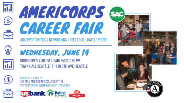 event cover career fair